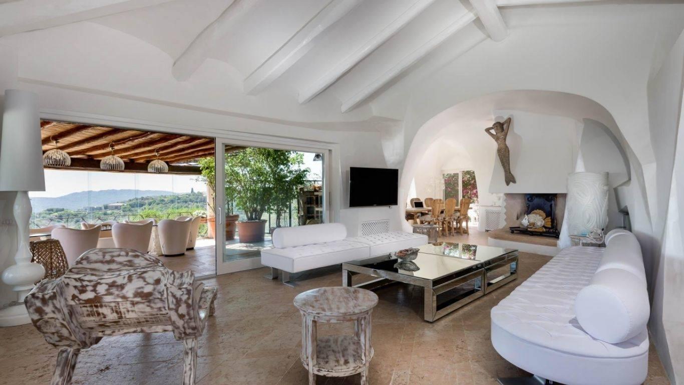 Villa Andrea, Costa Smeralda, Sardinia, Italy