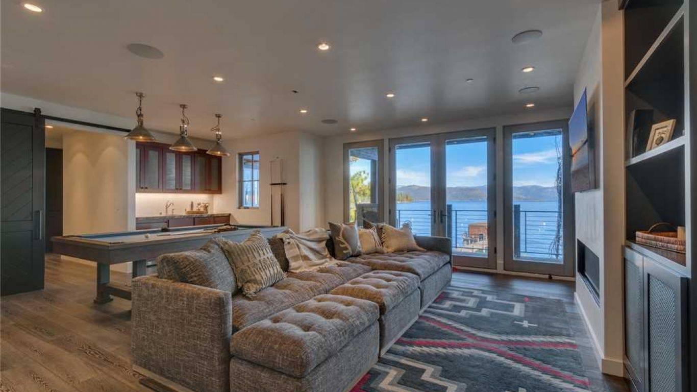 Villa Adele, Carnelian Bay, Lake Tahoe, USA