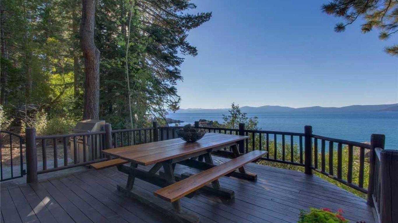 Villa Greta, Incline Village, Lake Tahoe, USA