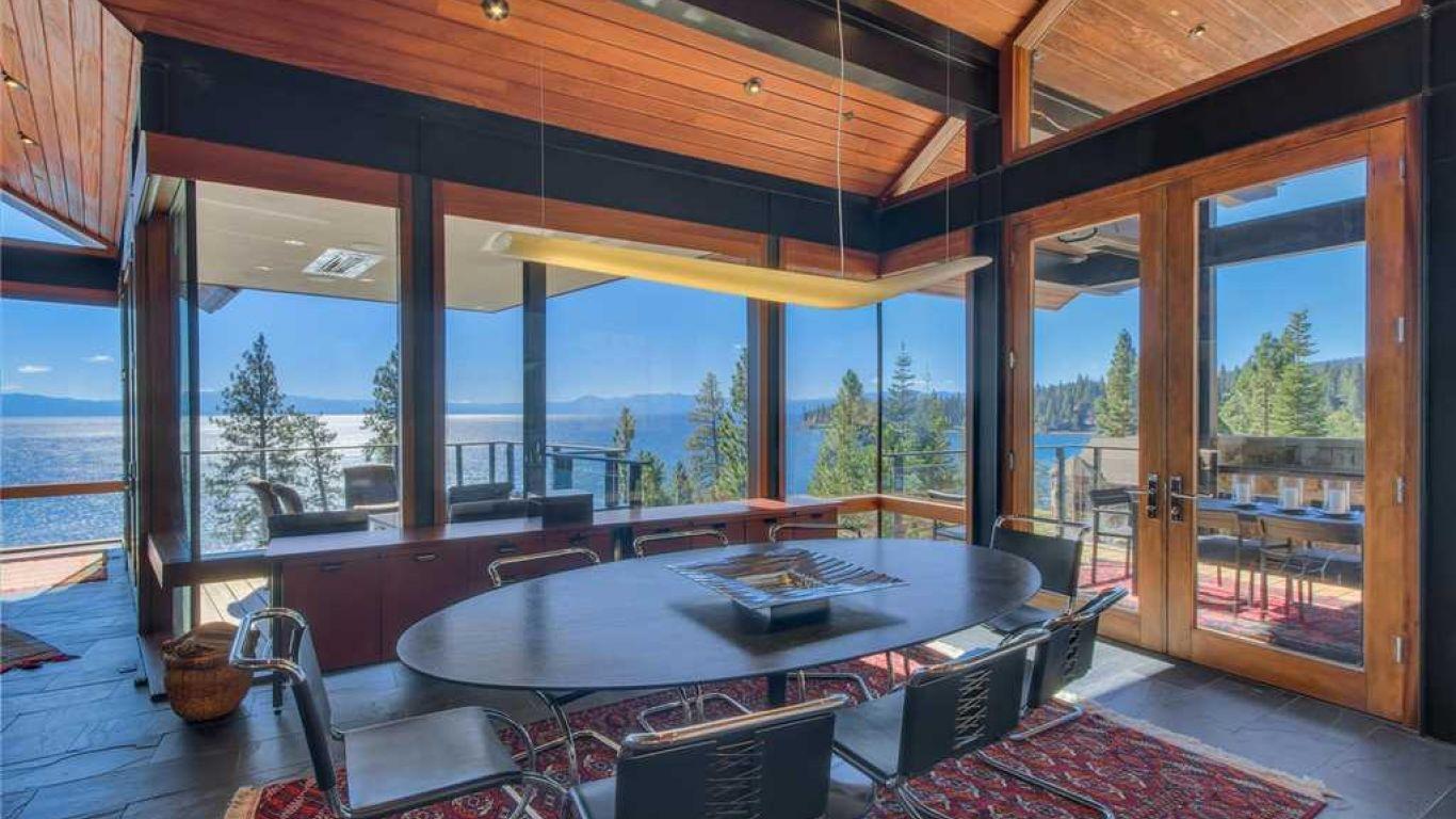 Villa Lyka, Tahoe City, Lake Tahoe, USA