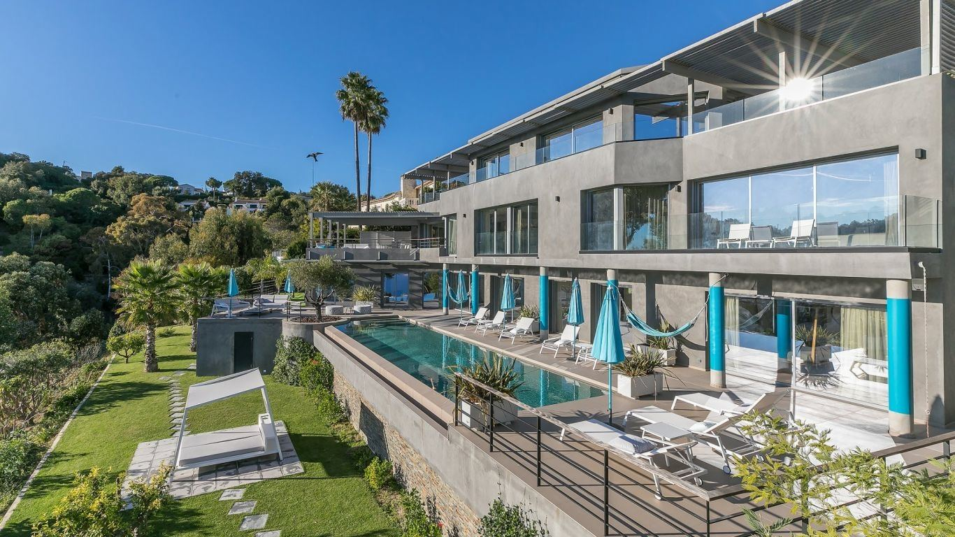 Villa Natalia, Super Cannes, Cannes, France