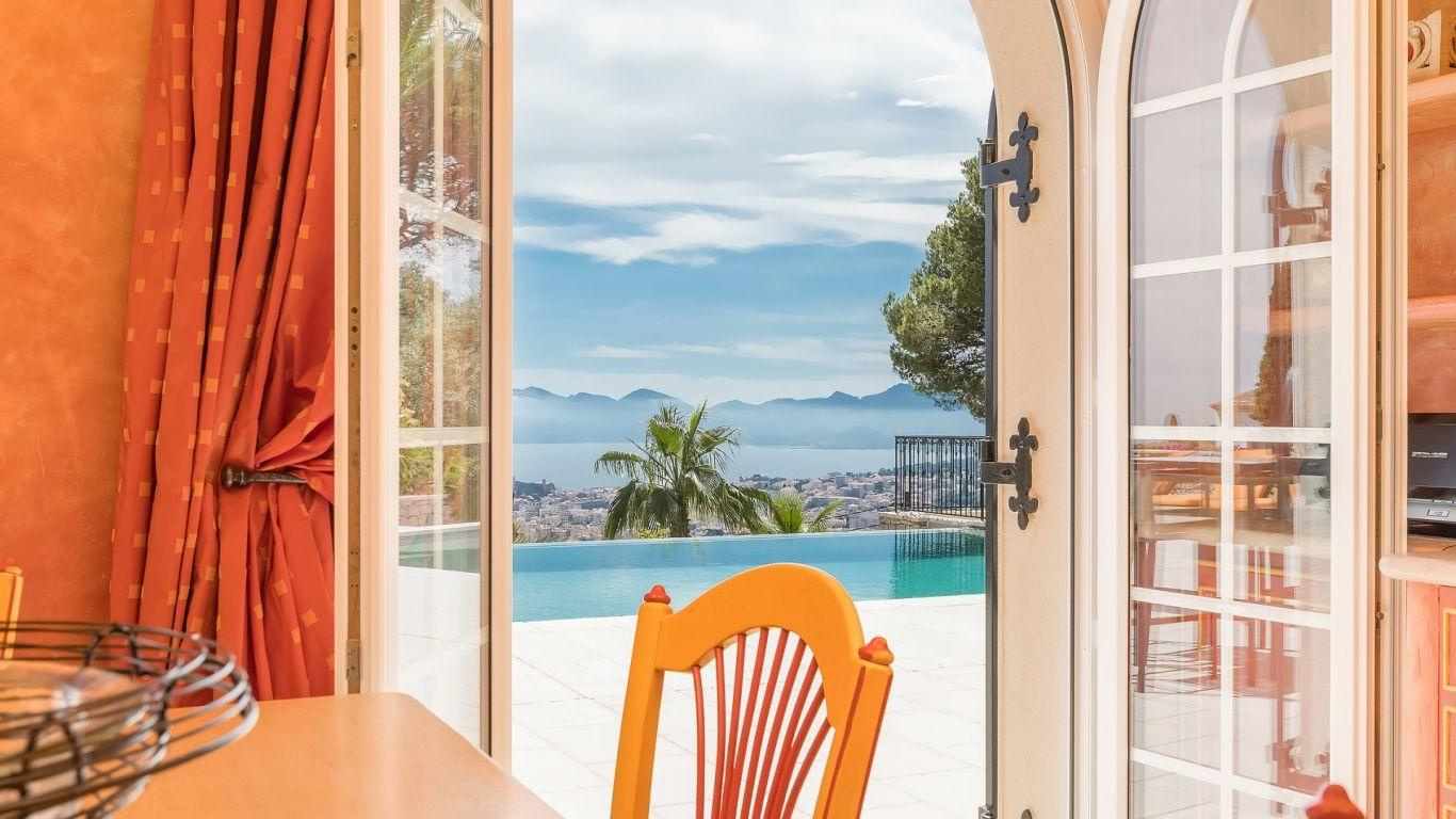 Villa Joyce, Californie, Cannes, France