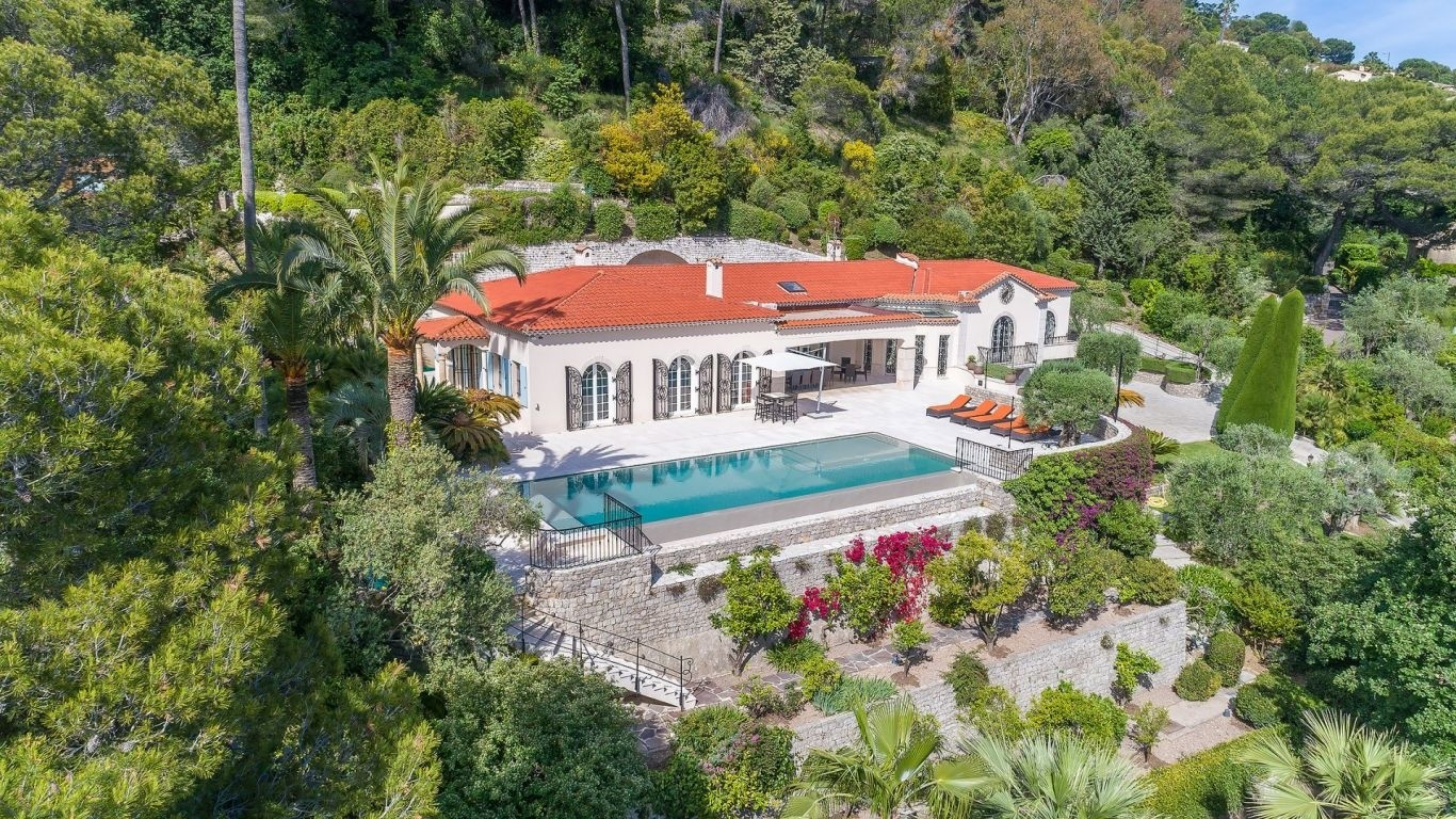 Villa Joyce, Californie, Cannes, France