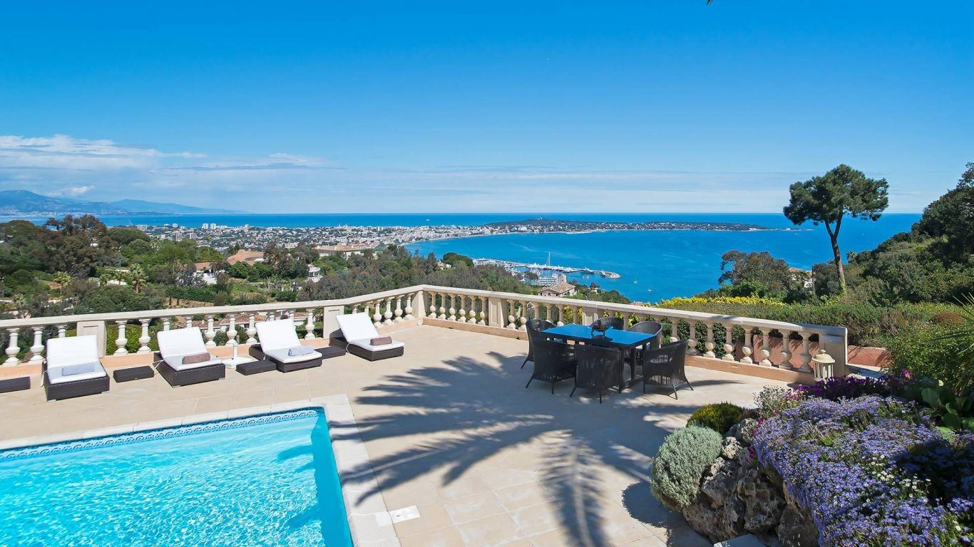 Villa Krizzy, Vallauris, Cannes, France