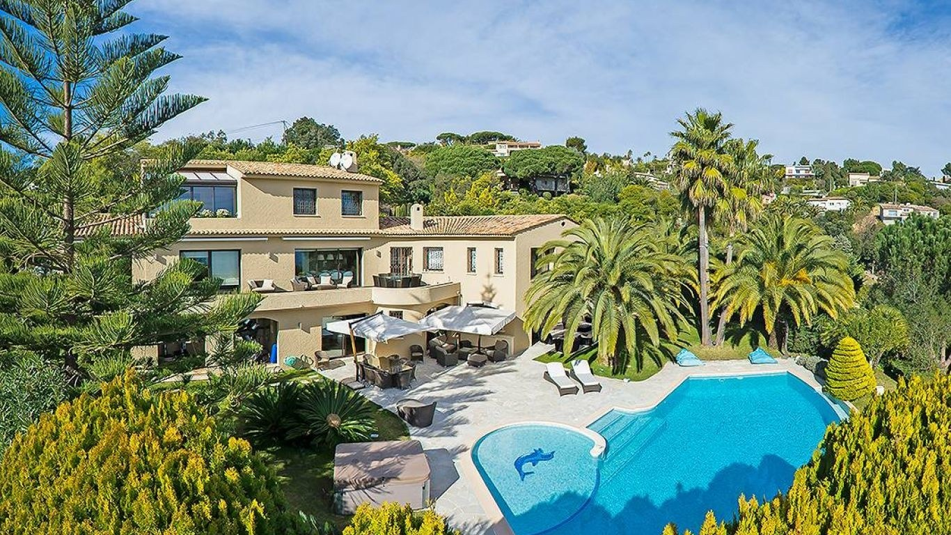 Villa Beatrice, Super Cannes, Cannes, France