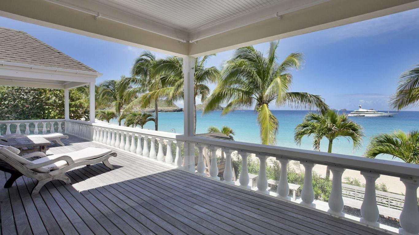 Villa Mariz, Flamands Beach, St. Barth, France