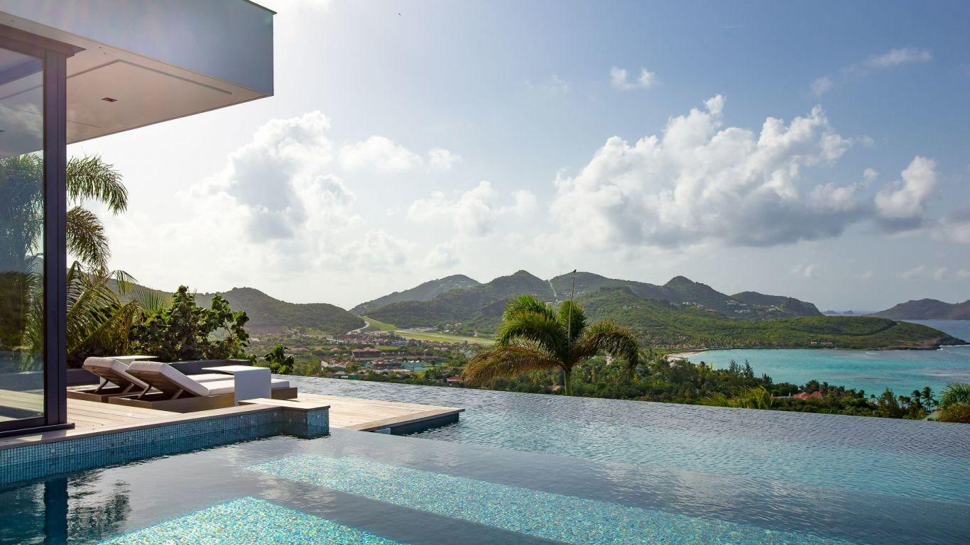 Villa Rosalind, St. Jean Beach, St. Barth, France
