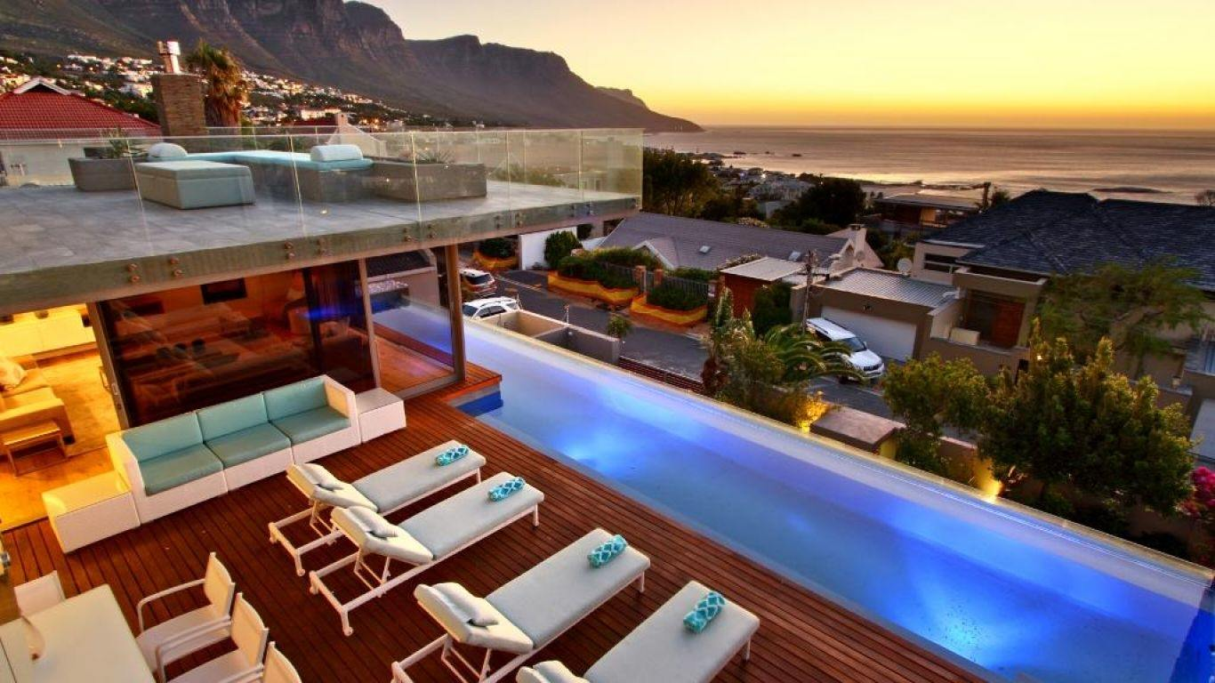 Villa Precious, Camps Bay, Cape Town, South Africa