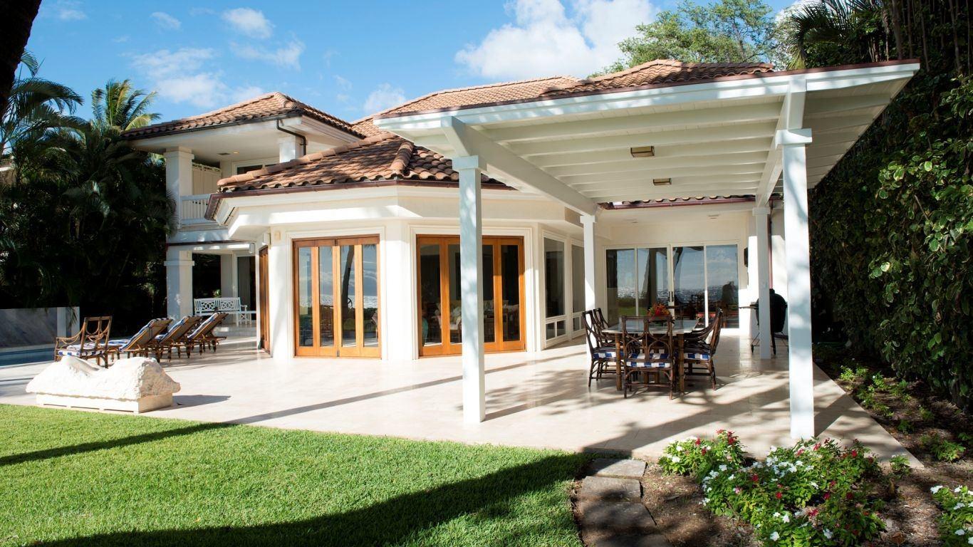 Villa Beatrice, Wailea, Maui, USA