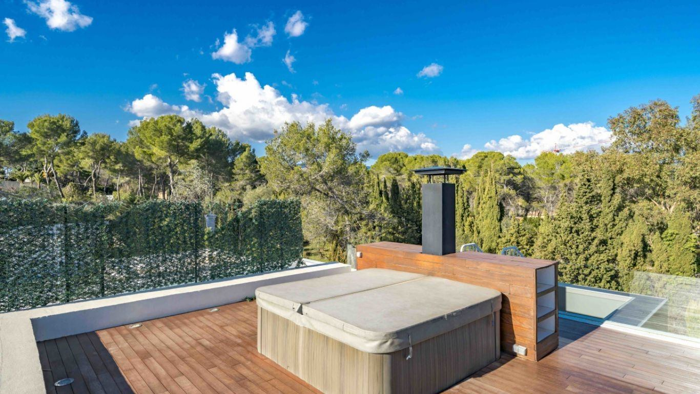 Villa Marquette, Mougins, Cannes, France