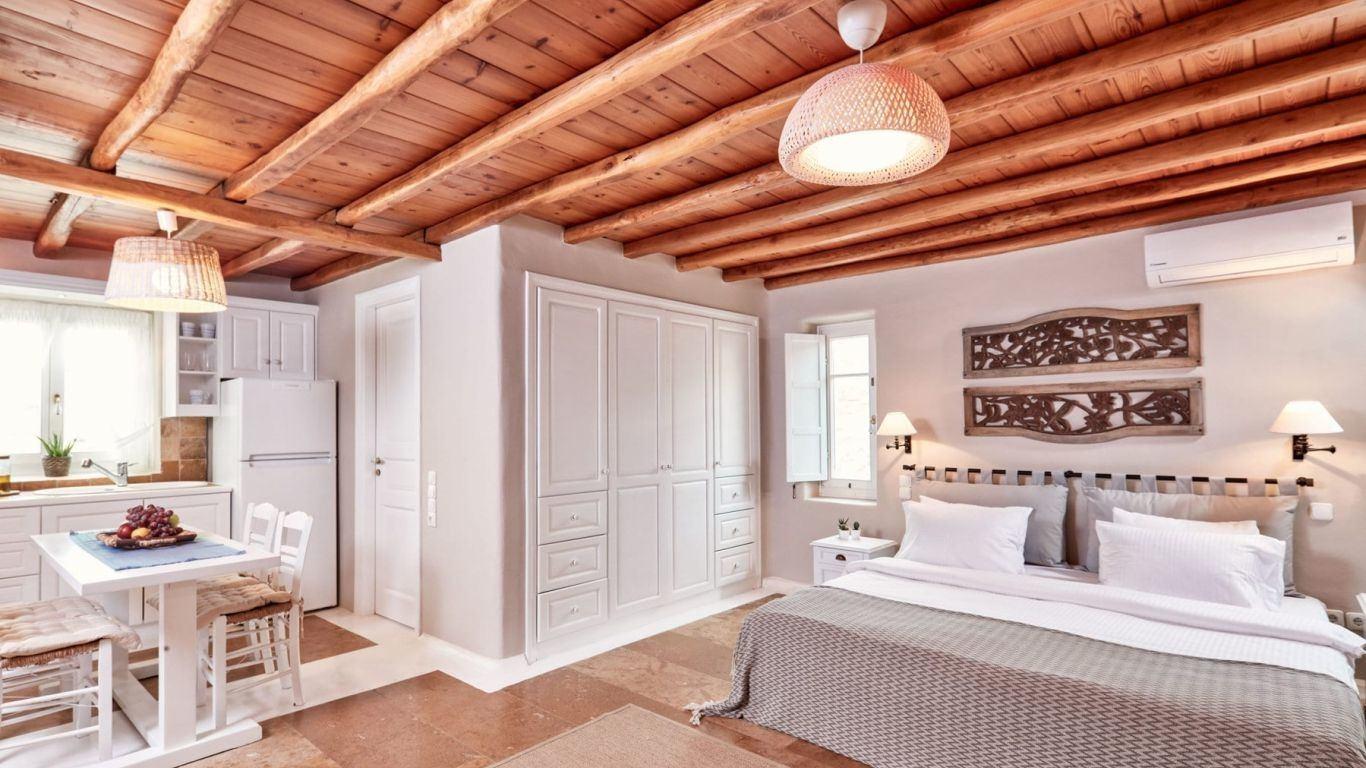 Villa Beatrice, Agrari, Mykonos, Greece