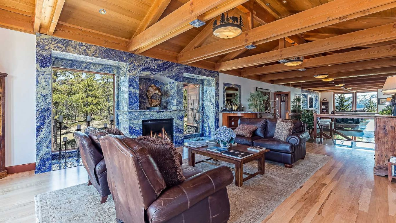 Villa Anisha, Kingsbury, Lake Tahoe, USA