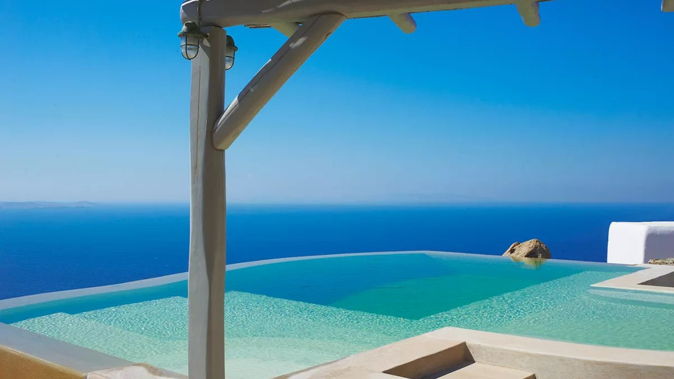 Villa Virginia, Fanari, Mykonos, Greece