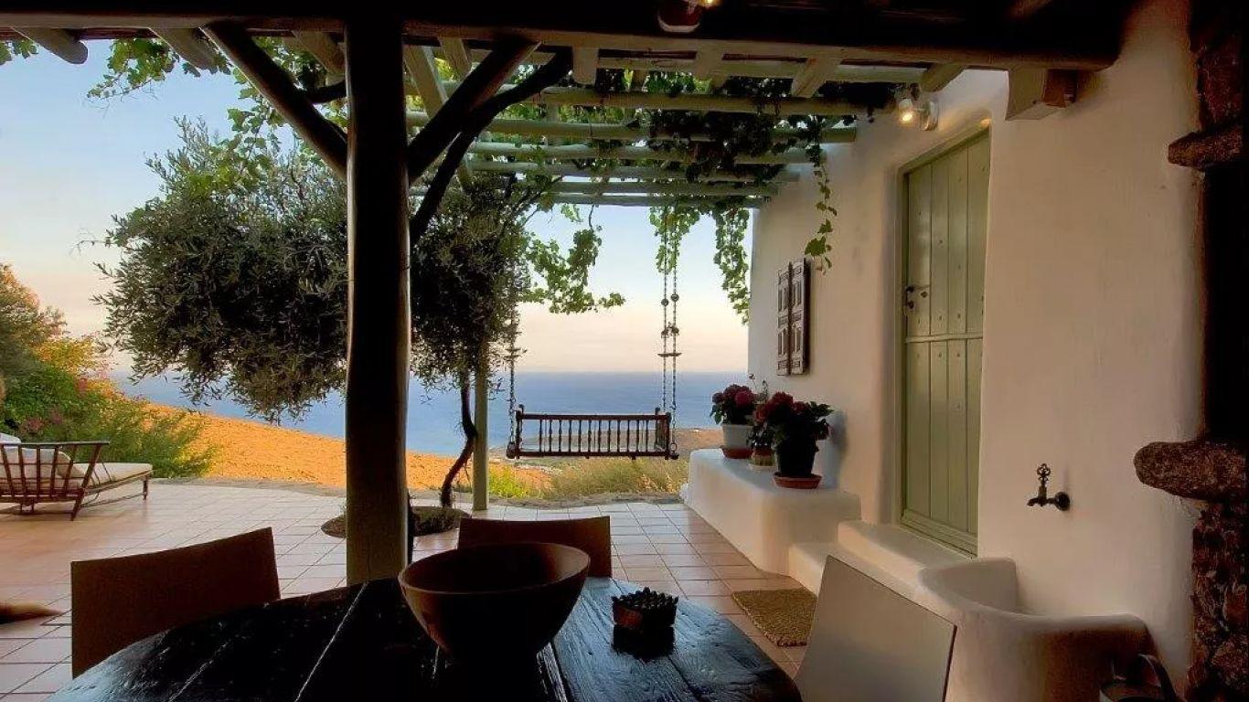 Villa Isidora, Lia, Mykonos, Greece
