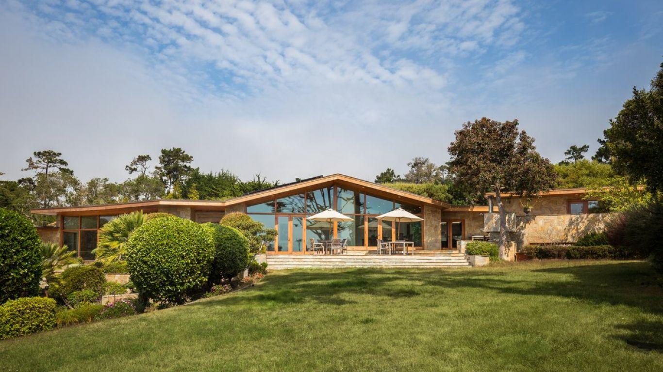 Villa Carmela, Pebble Beach, Carmel, USA