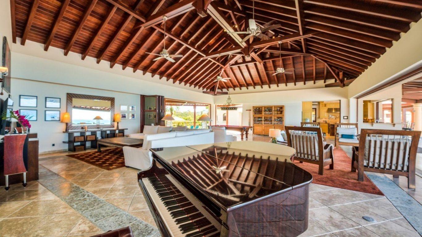 Villa Danae, Baie Rouge, St. Martin, Saint Maarten