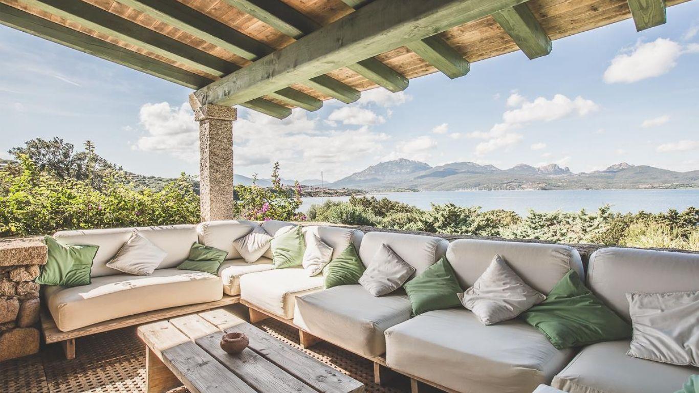 Villa Lianora, Porto Rotondo, Sardinia, Italy