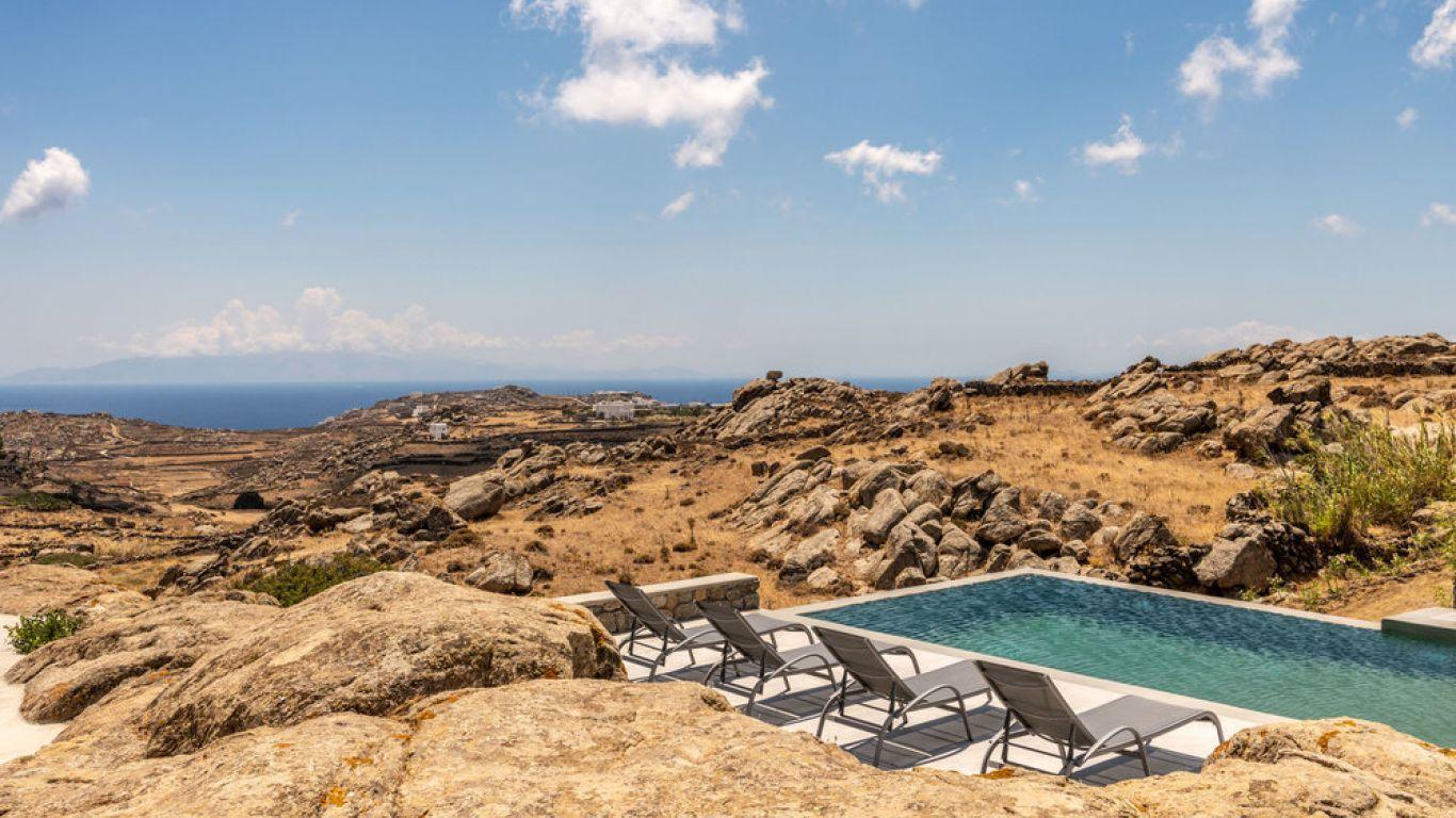 Villa Virginie, Plintri, Mykonos, Greece