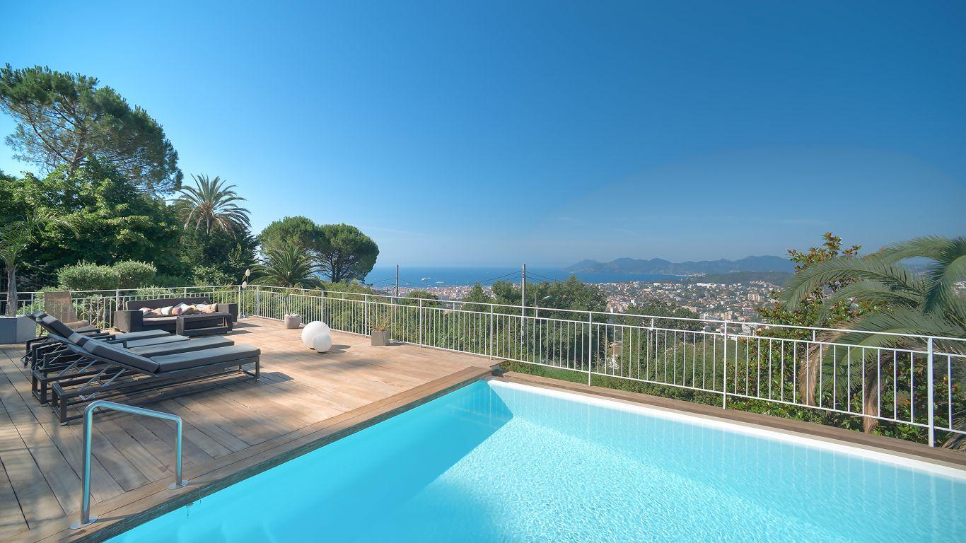 Villa Micah, Le Cannet, Cannes, France