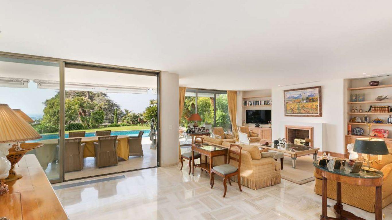 Villa Denise, Californie, Cannes, France