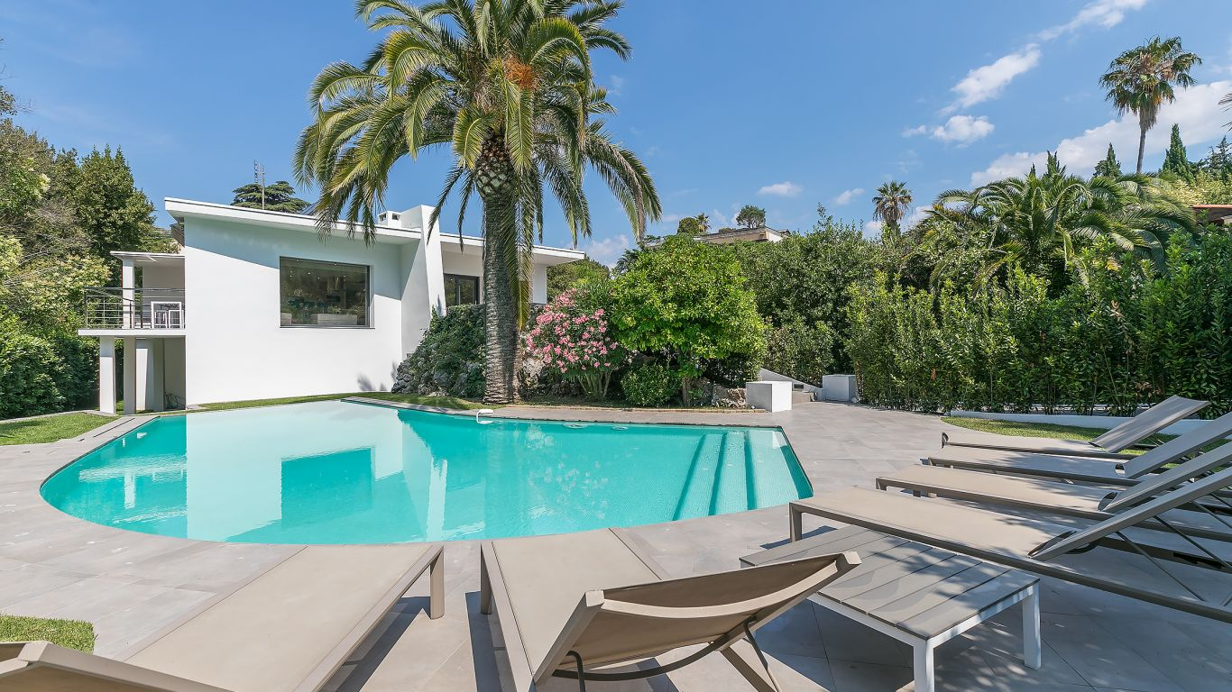 Villa Reyna, Californie, Cannes, France