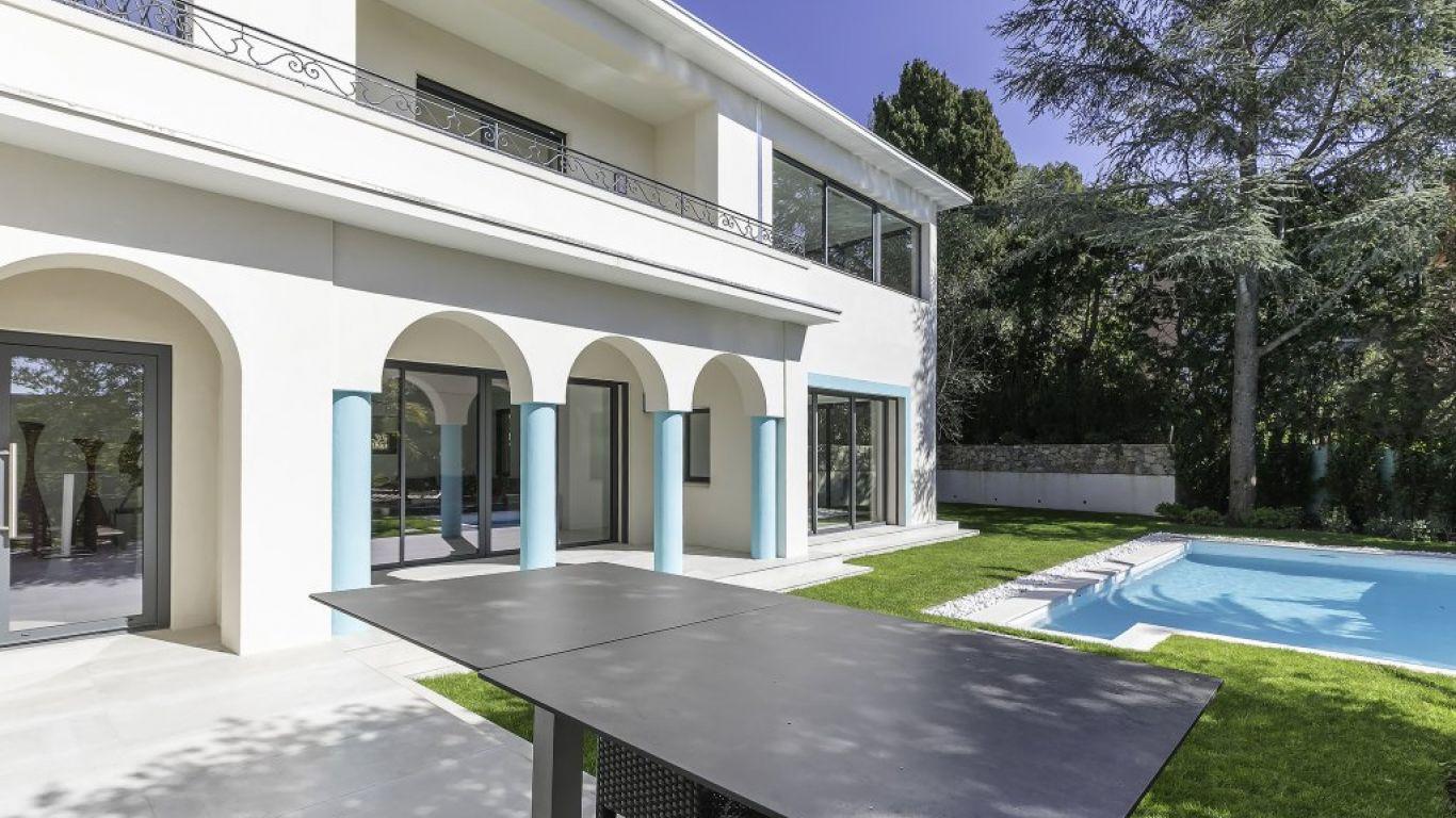 Villa Beatrix, Le Cannet, Cannes, France