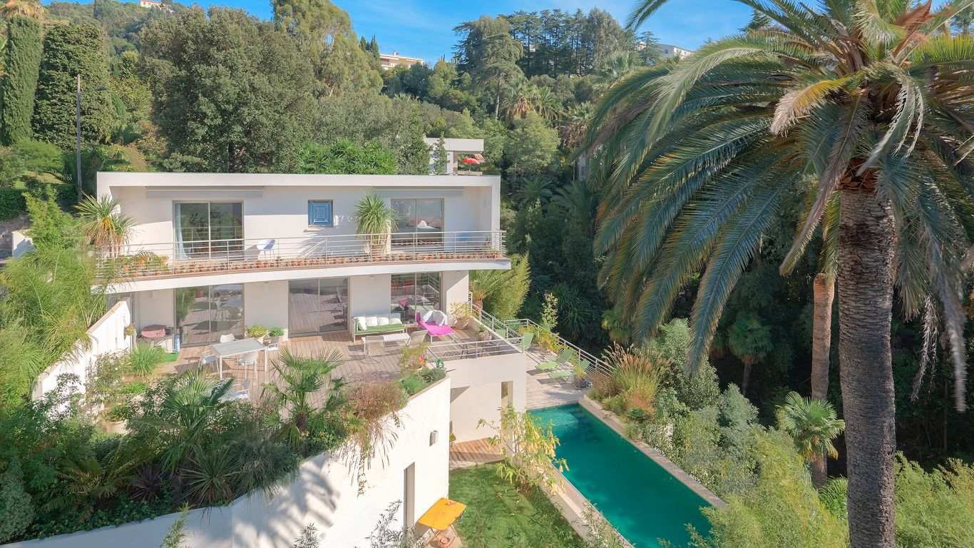 Villa Marielle, Californie, Cannes, France