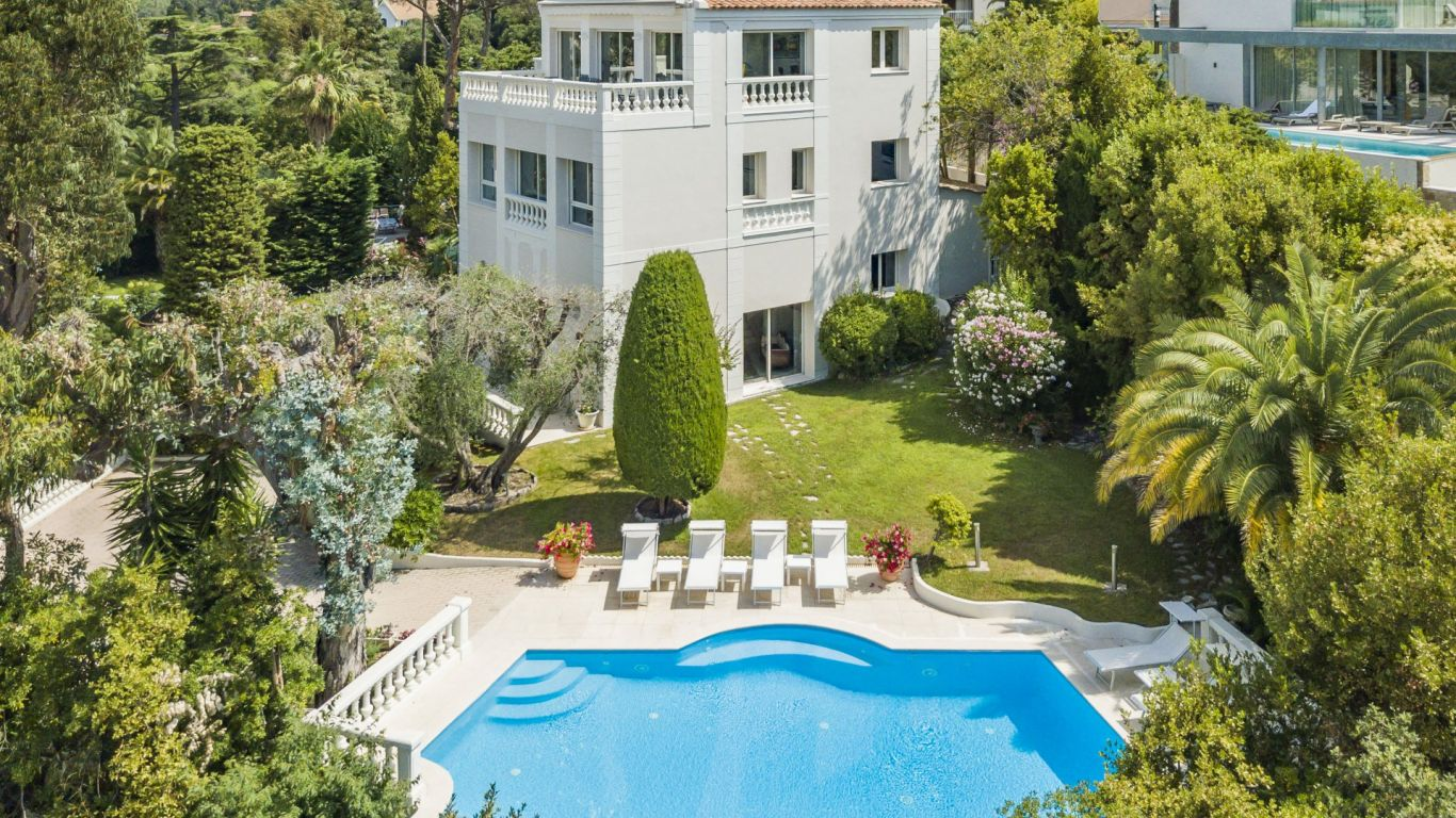 Villa Mildred, Cannes, Cannes, France