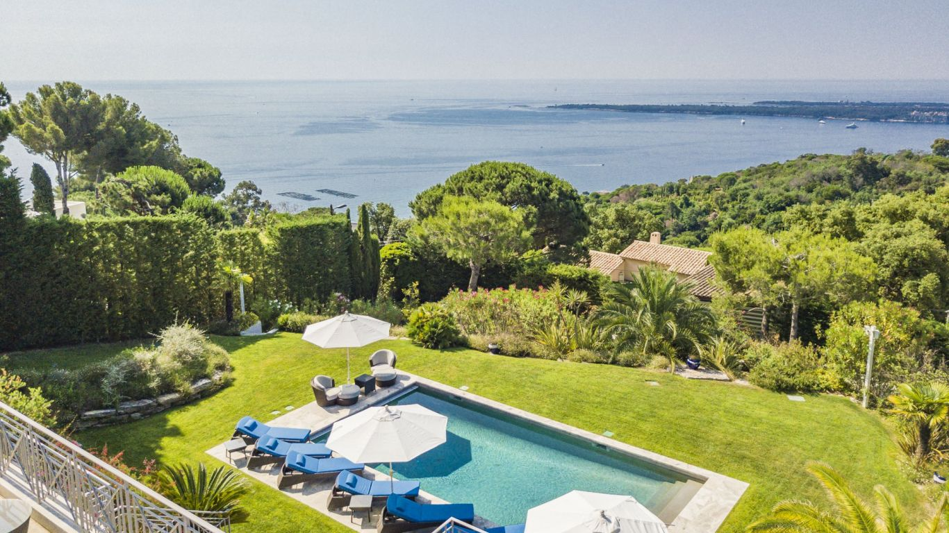 Villa Chloe, Vallauris, Cannes, France