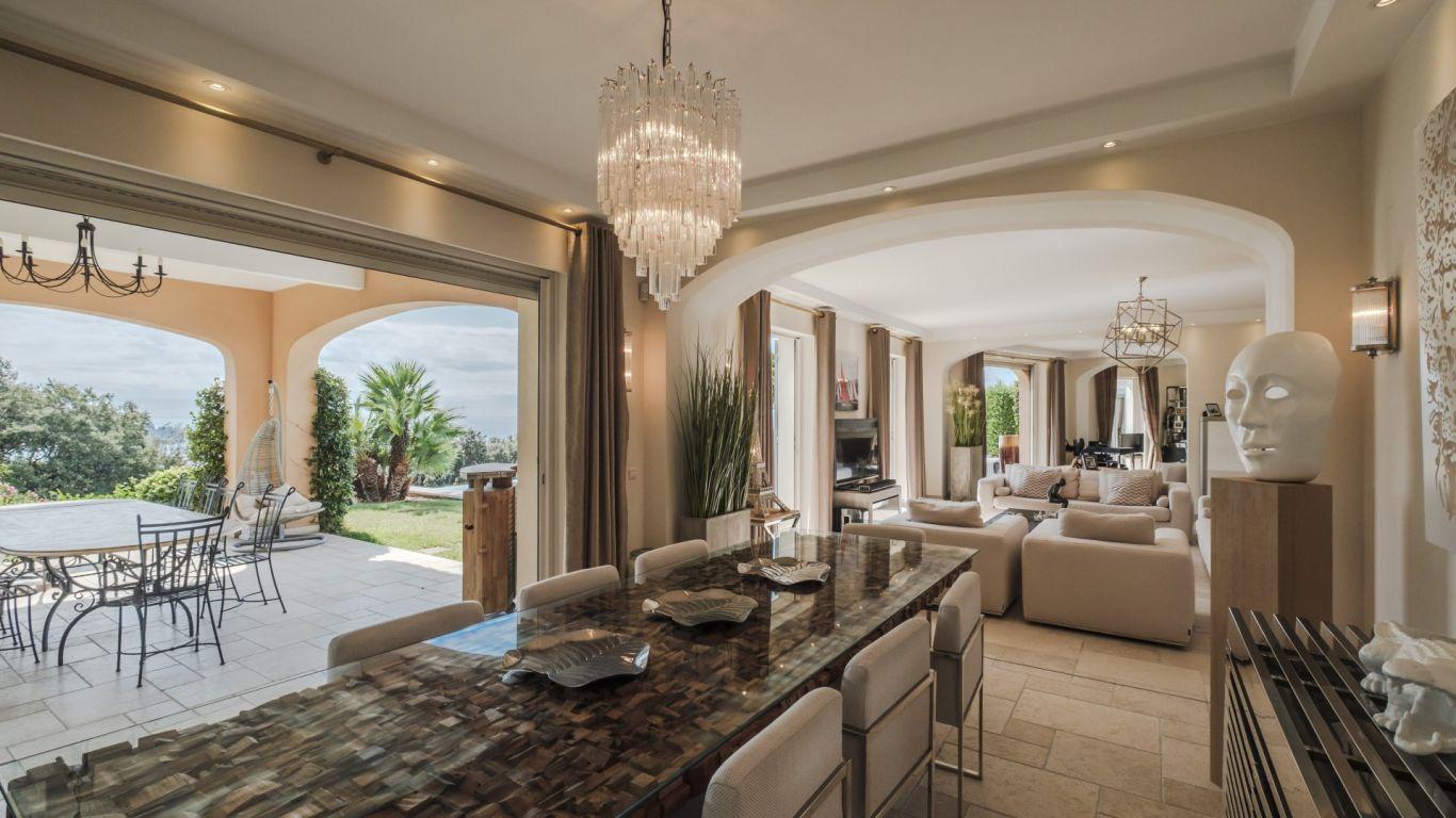 Villa Hailey, La Croix des Gardes, Cannes, France