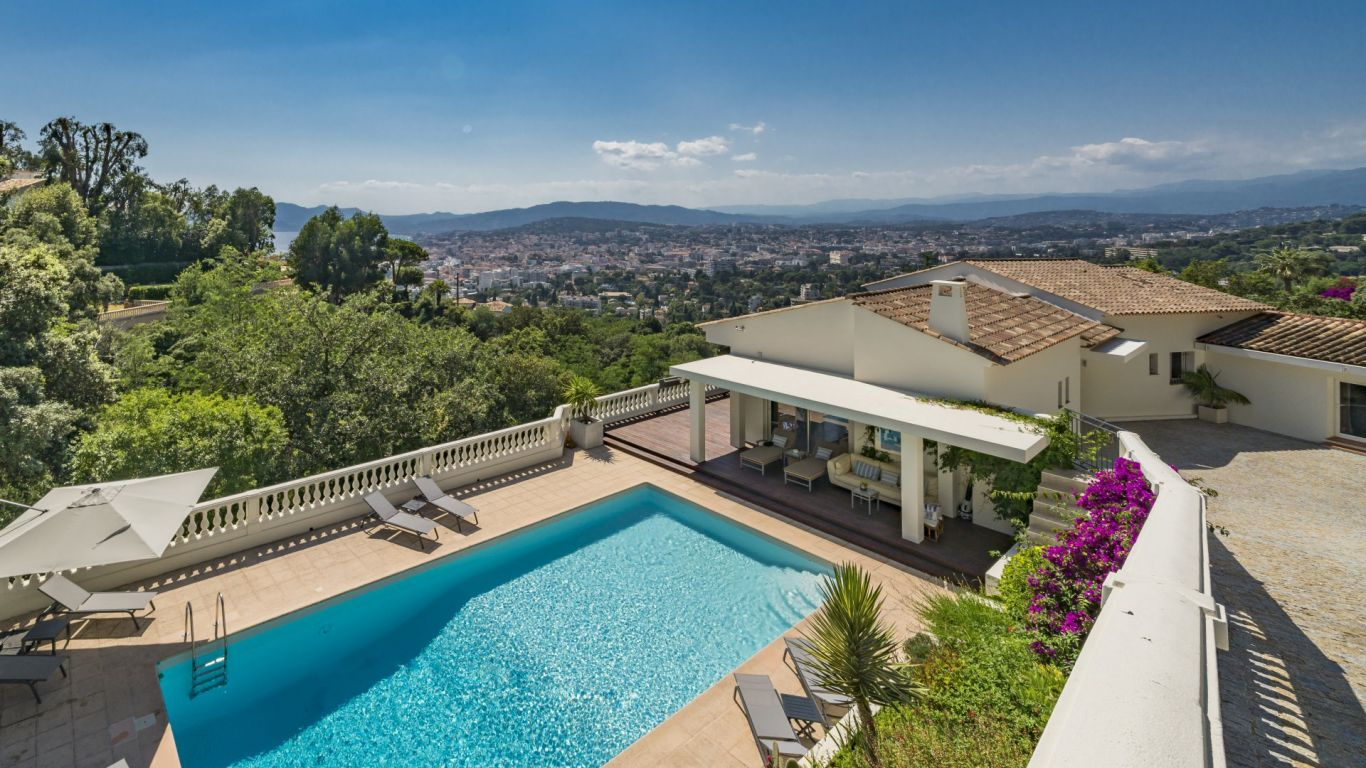 Villa Kamille, Californie, Cannes, France