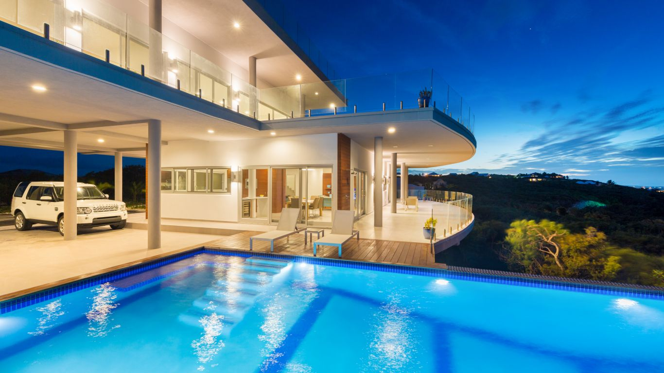 Villa Kirstie, Providenciales, Turks and Caicos, Turks and Caicos Islands